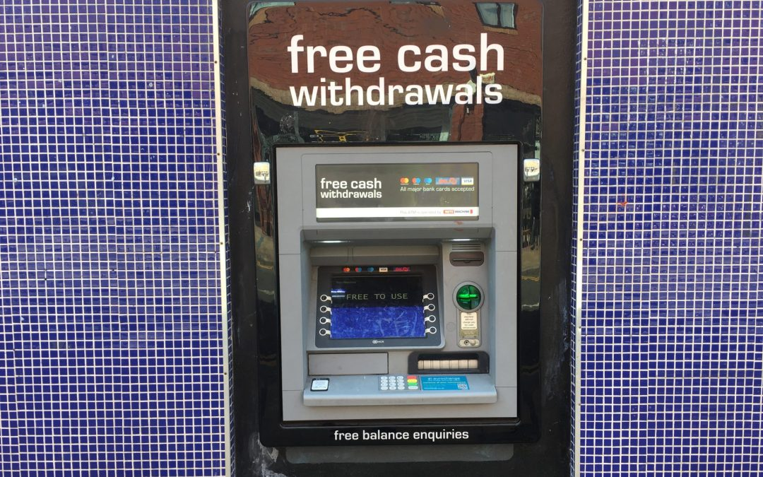 Fewer cash machines in Sheffield a cause for concern as cashless society looms