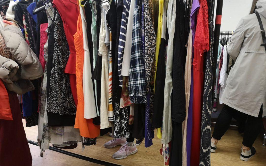 Common Thread Marks Fashion Revolution Week in Sheffield