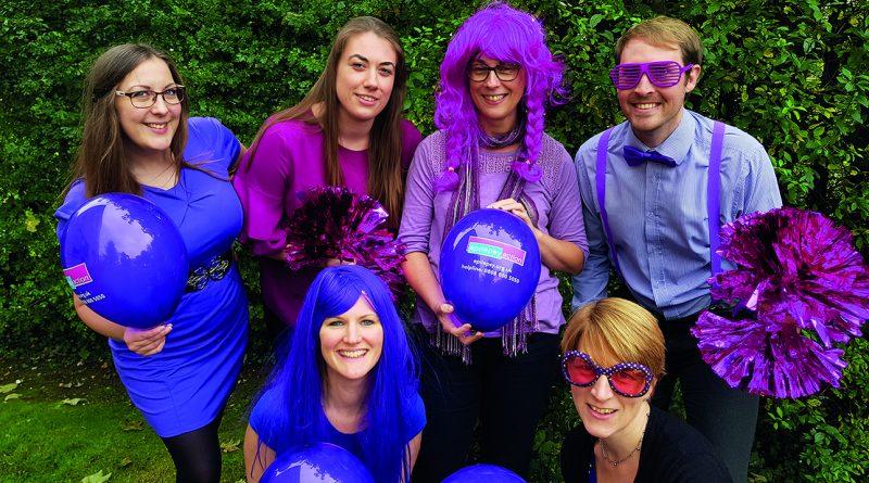 Epilepsy Action Sheffield Raises Awareness for National Epilepsy Week 2019