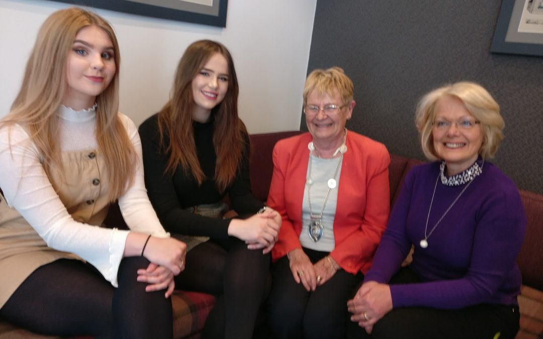 Sheffield school girls are taking to the catwalk in aid of Rotherham abuse survivors