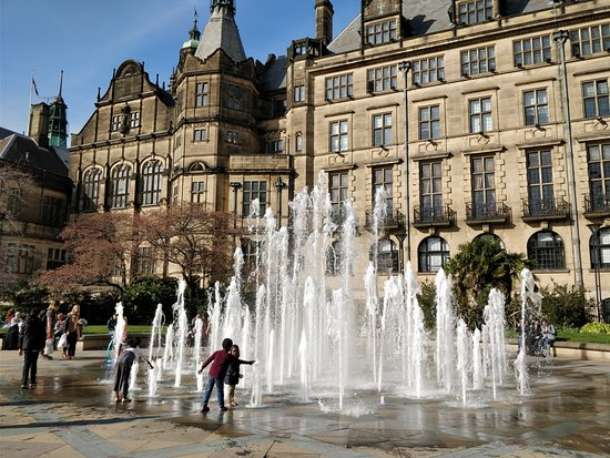 Sheffield is to become the latest UK Smart City