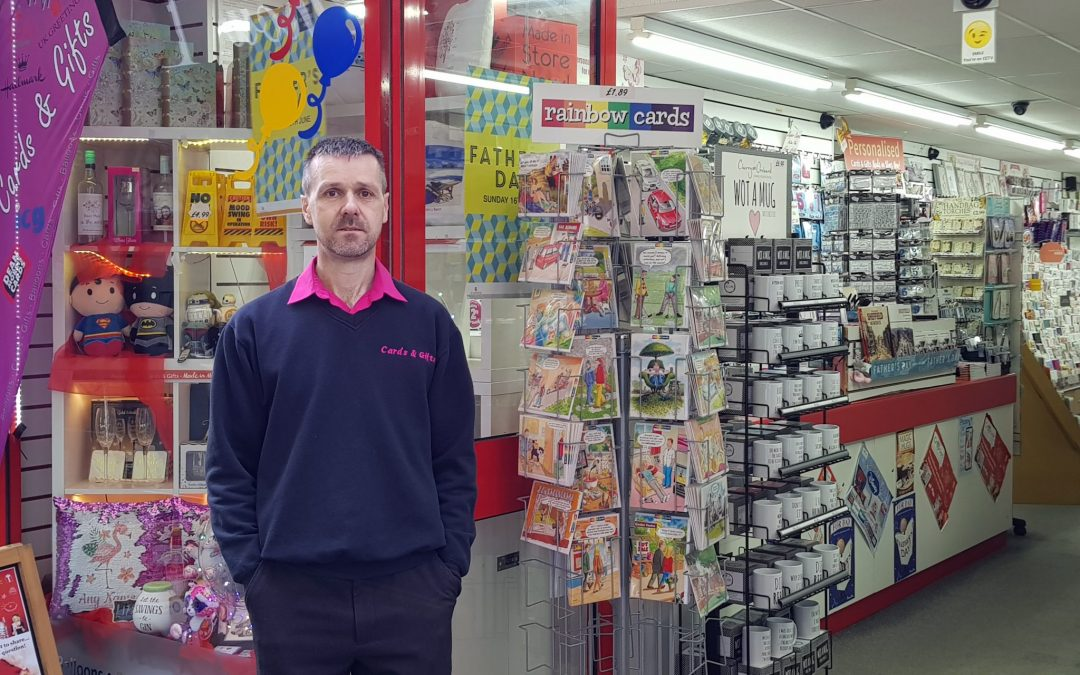 Shop owner calls out against extension of Chapel Walk scaffolding