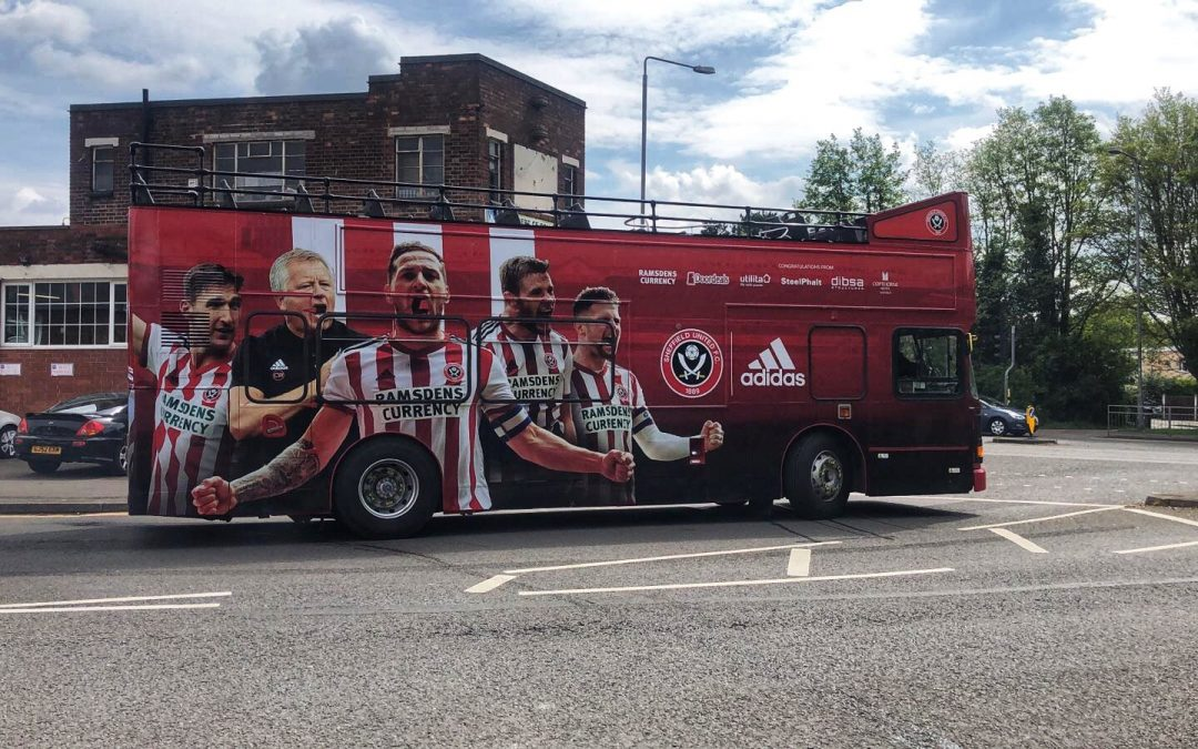 Sheffield United Promotion Parade: Everything You Need To Know