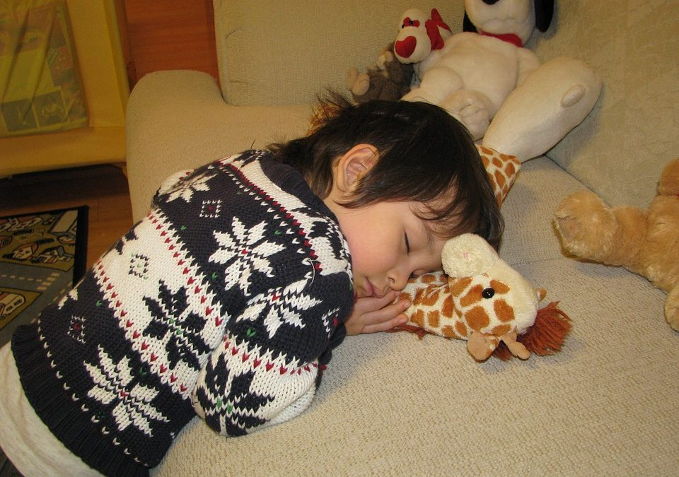 NHS sleep scheme improves mental health of vulnerable children