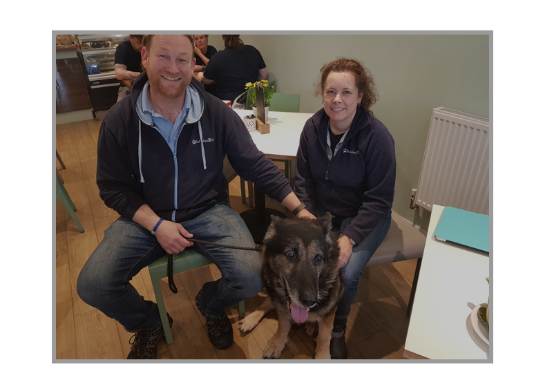 New dog-friendly cafe opens in Darnall