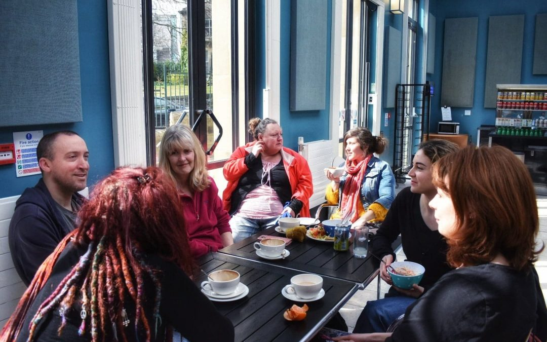 Sheffield woman brings lonely people together with meetups
