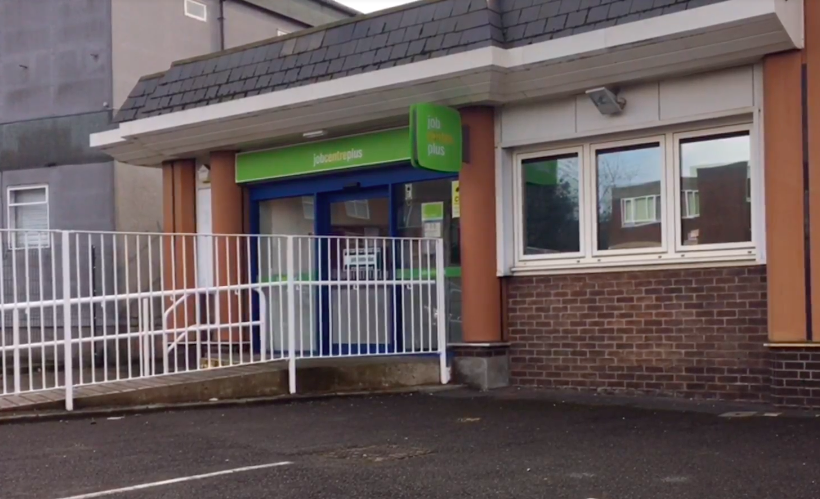Manor Jobcentre faces closure due to government cuts