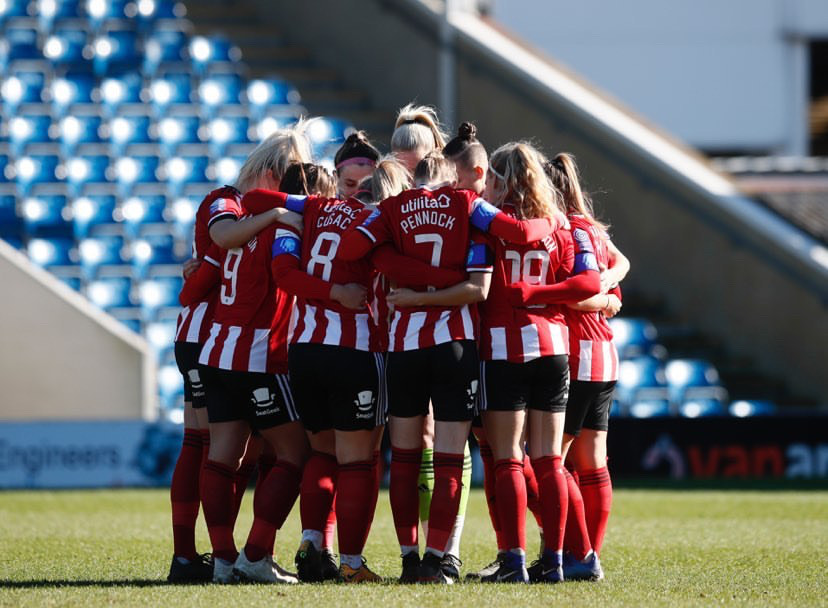 Sheffield United Women continue title chase ahead of Palace clash