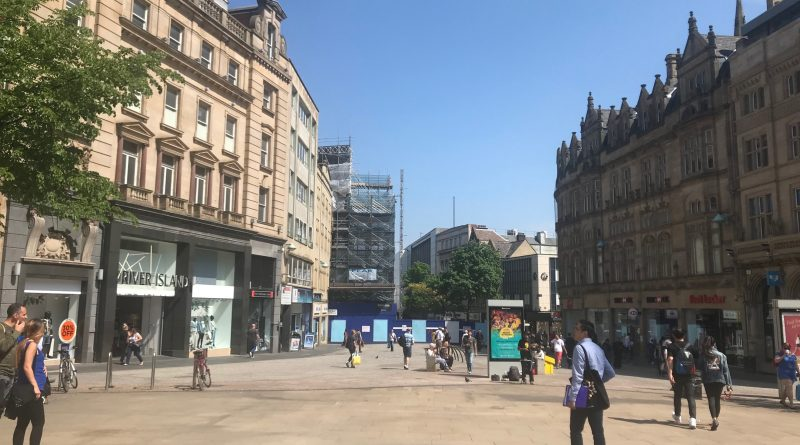 Anti-terror barriers set to be put in Sheffield City Centre