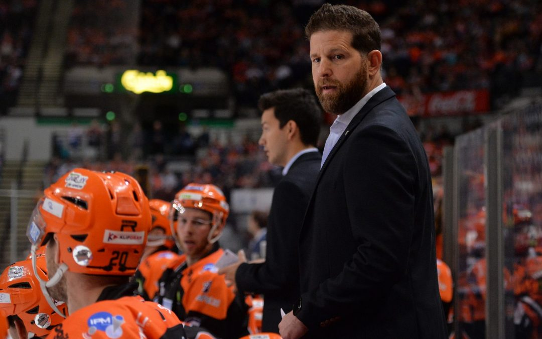 Sheffield Steelers look for revenge in their final clash with Fife