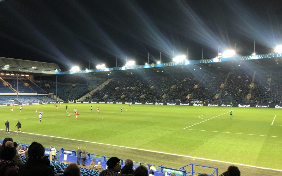 Match Review: Sheffield Wednesday v Charlton Athletic