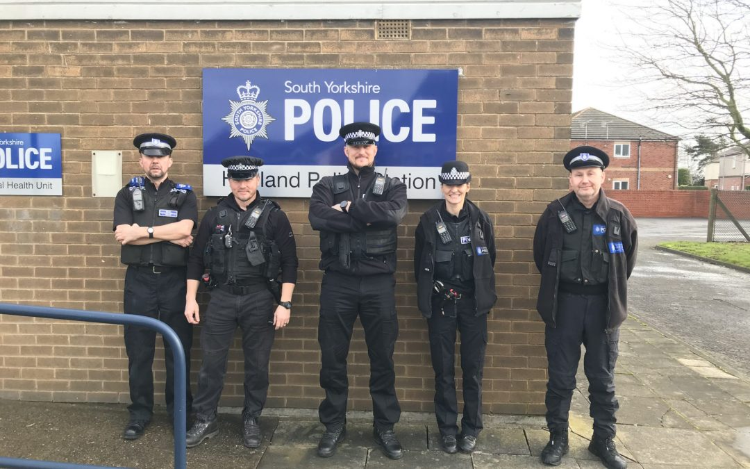 New policing team offers boost to Barnsley community