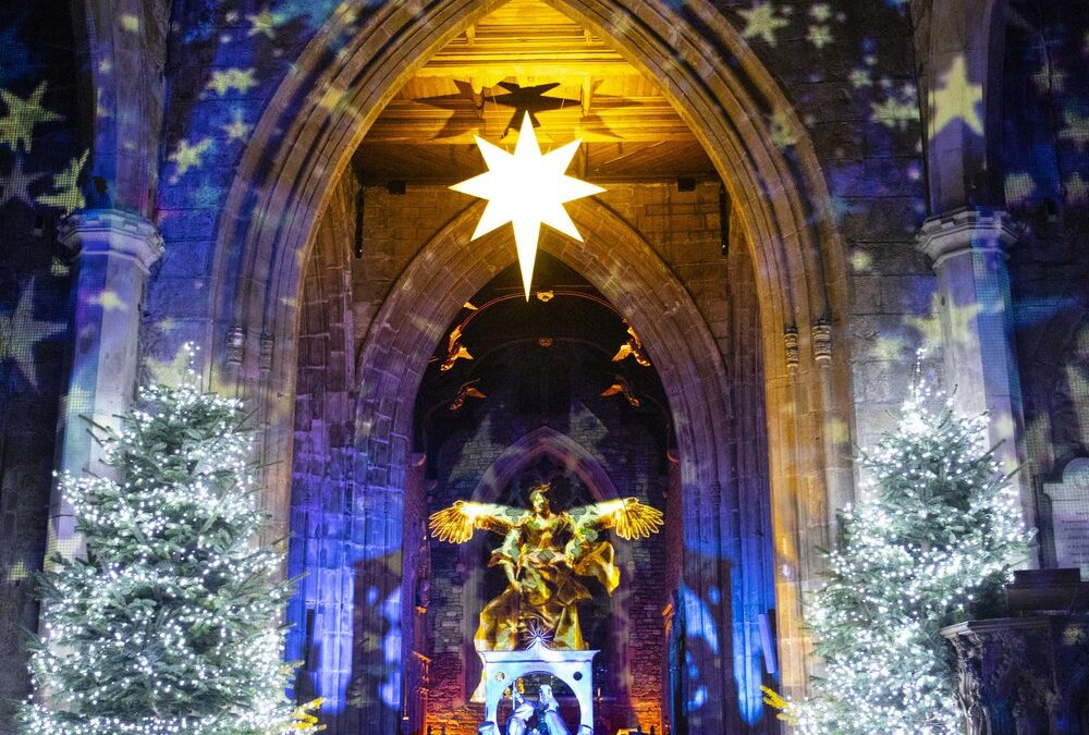 'The Observatory' light show opens at Sheffield Cathedral tomorrow