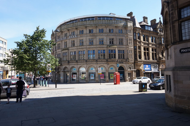Yorkshire Bank to close multiple branches threatening jobs in Sheffield