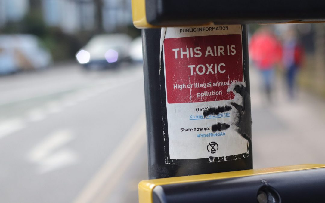 The Public Support Sheffield's Clean Air Zone, But They Won't Give Up Driving