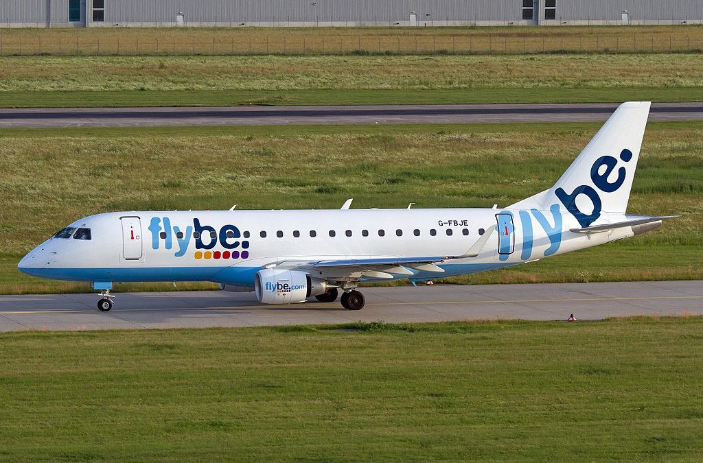 Collapsed Flybe causes chaos for passengers, staff and customers
