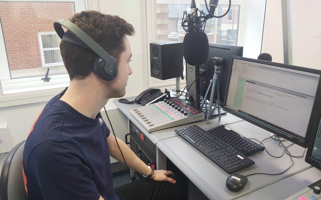 12pm Radio News Bulletin