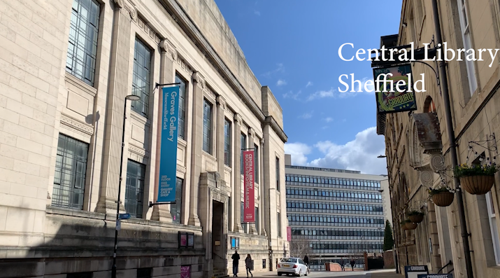 Sheffield city council funds every library with £10.000, after years of austerity and cuts