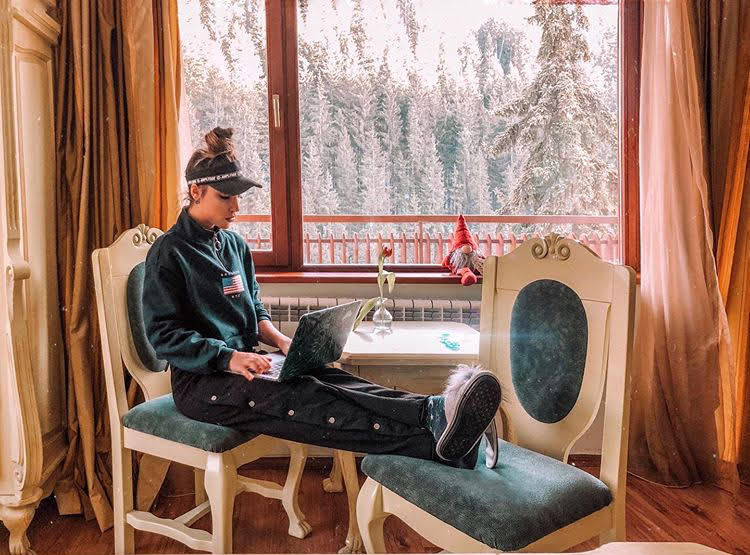 Remote Working as a Measure Against COVID-19