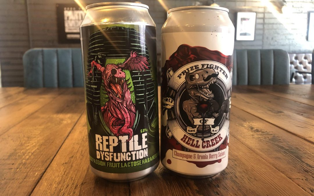Staggeringly Good Portsmouth brewery takes over Brewdog for Sheffield Beer Week