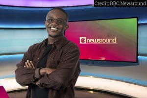 Promotional image of De'Graft Mensah from BBC Newsround