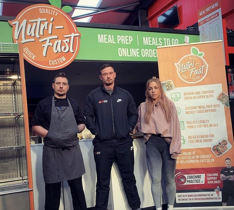 Healthy South Yorkshire takeaway business helps those in poverty after being forced to close