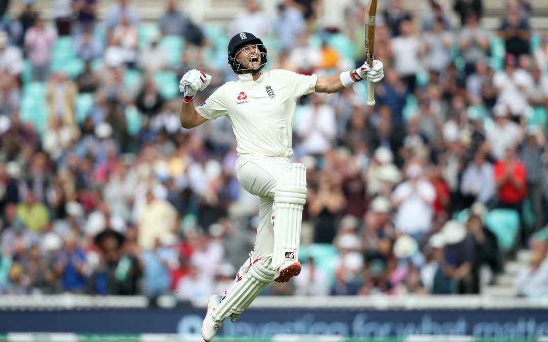 The Root's of England's latest Test centurion