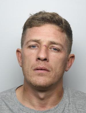 Machete wielding man jailed for six years
