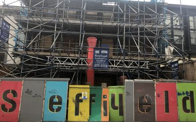 Historic building in Sheffield city centre set to transform into 'cultural hub'