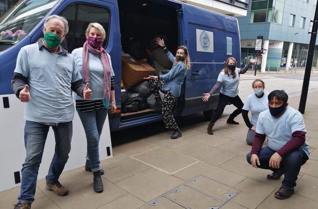Sheffield shop helps thousands in clothing poverty two months after opening