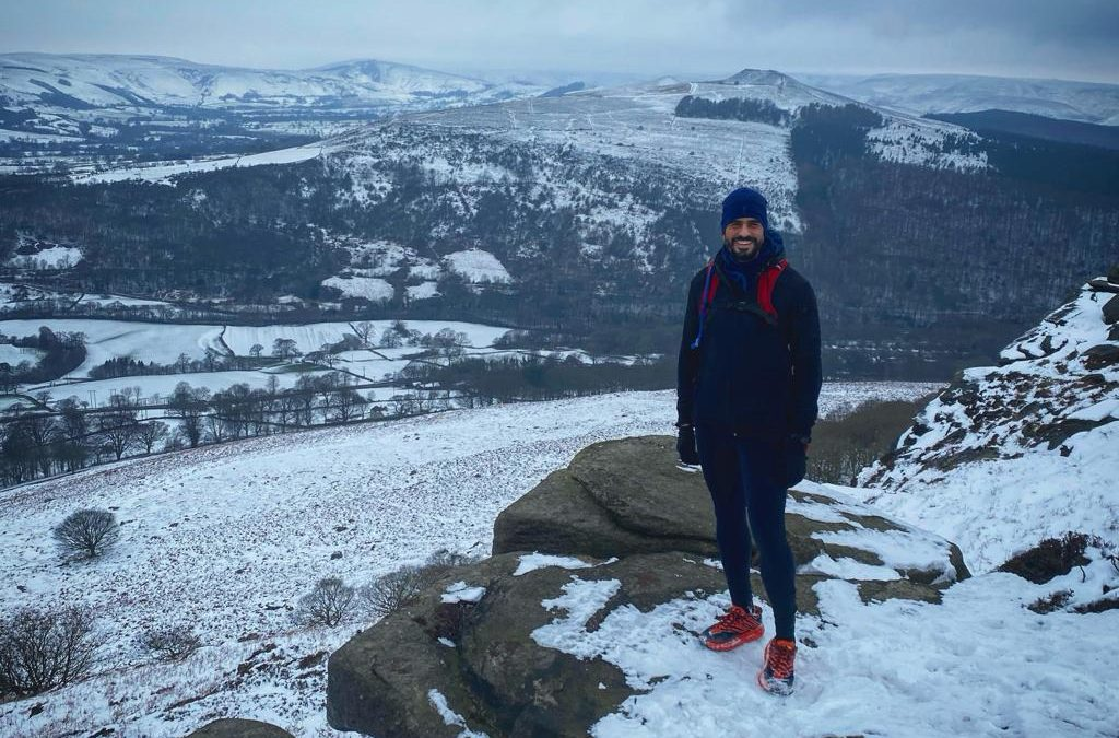 Sheffield doctor taking on mammoth running challenge to raise thousands for Barnsley Hospital
