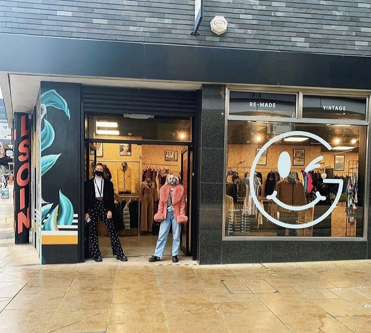 Sustainable Shopping in Sheffield