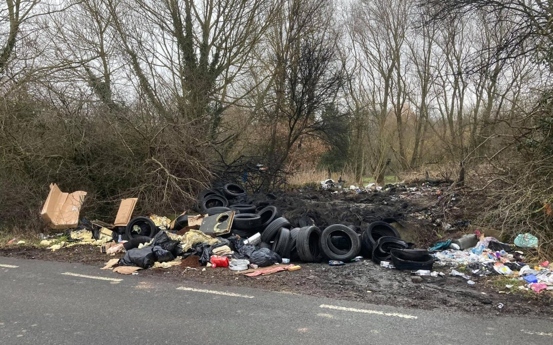South Yorkshire residents call for more action against fly tipping
