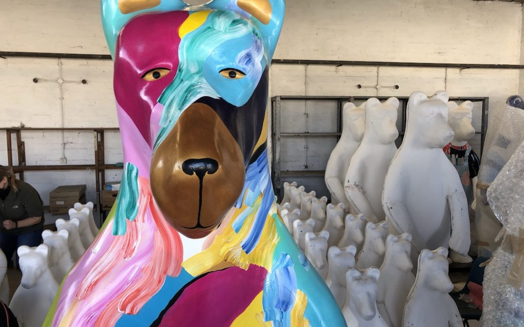 Prepare the porridge, the Bears are coming to Sheffield for the city's latest sculpture trail