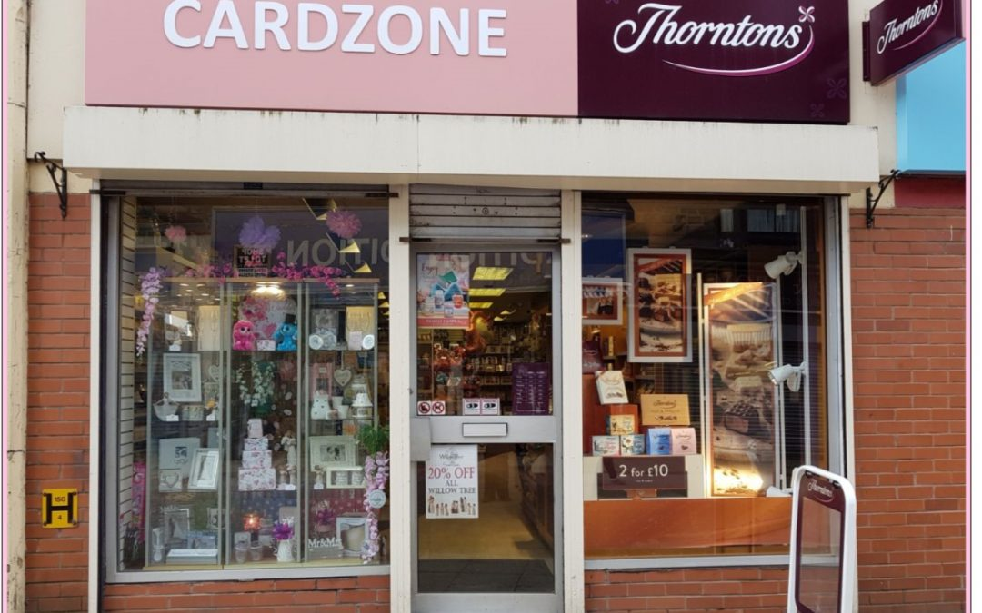 Cardzone Thorntons shop in Doncaster to stay open despite all UK stores closing