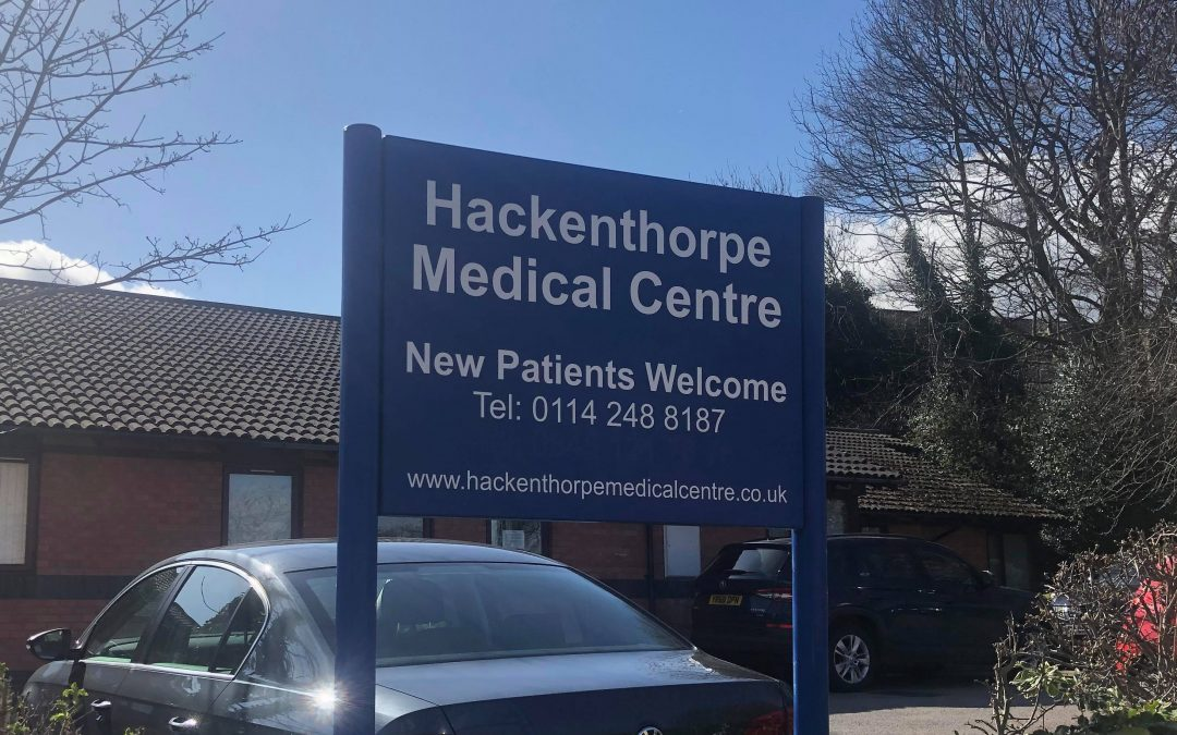 Hackenthorpe Medical Centre pleads for information following theft and vandalism on their roof