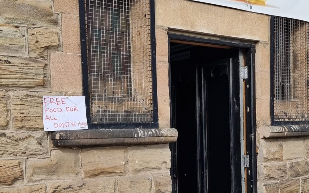 Sheffield boxing gym offers free food for those in need
