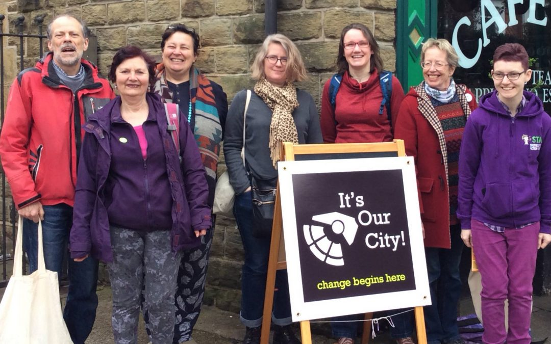 Plans to reform local democracy under Sheffield People's referendum