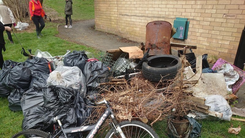 Woman in Sheffield campaigns to bring back 'put out your rubbish days' to help prevent fly tipping