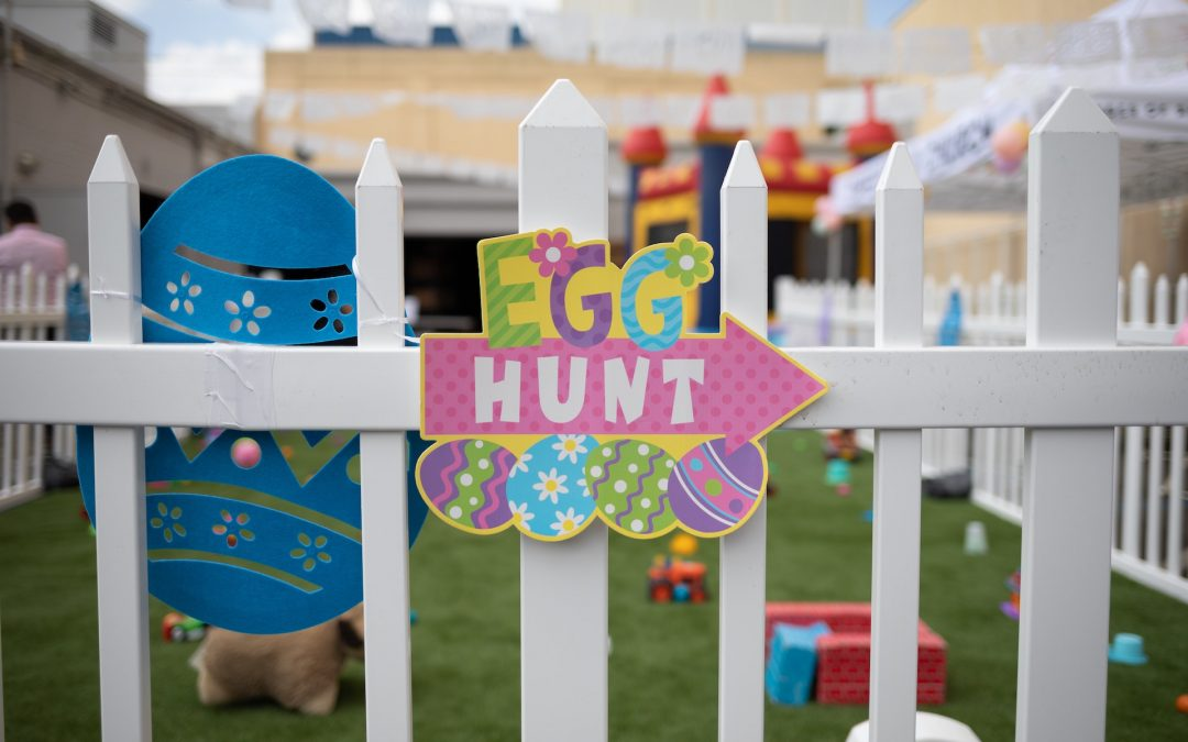 Homeless charity in Sheffield launches Easter treasure hunt competition
