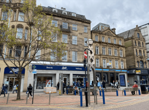 Sheffield city center