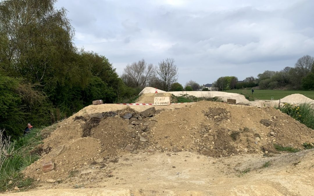 Sheffield BMX volunteers putting in 1000+ hours to maintain track