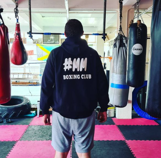 Project Combining Mental Health Support With Boxing Reopens