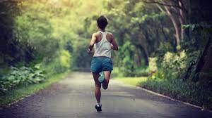 Calls for joggers to wear face masks when exercising
