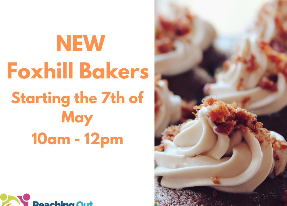 New Baking Club for Adults at Foxhill Forum