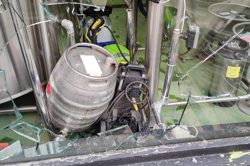 Spirits and laptops stolen from Sheffield bar break-in