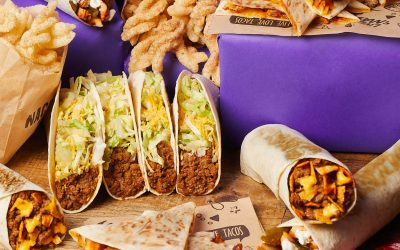 Why does South Yorkshire love Taco Bell so much?
