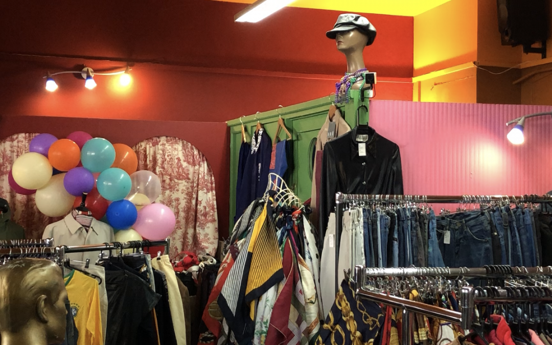 Sheffield's vintage stores say they're excited to get back to business