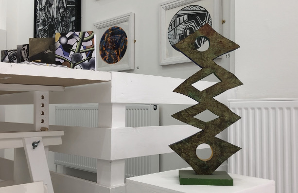 Artist's undiscovered work is exhibited at Sheffield Gallery