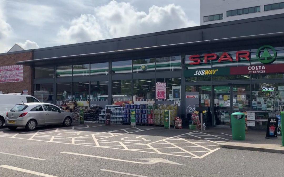 WATCH: Sheffield BP garage goes viral on TikTok